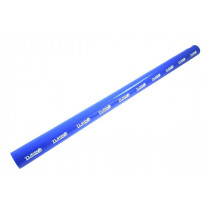 Szilikon összekötő, egyenes TurboWorks Kék 57mm 100cm